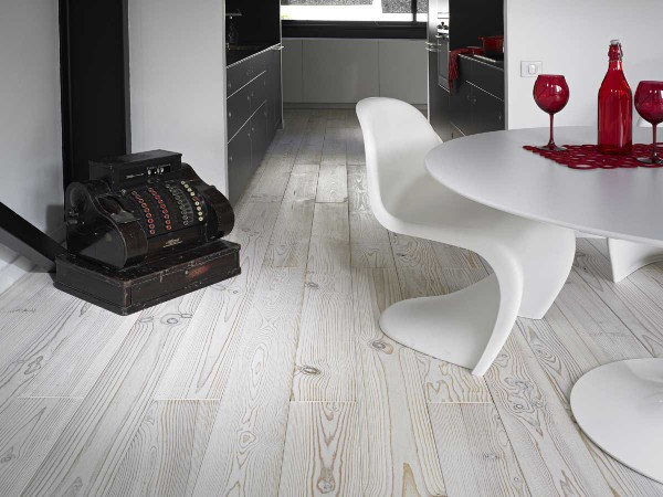 visualiser parquet blanchi