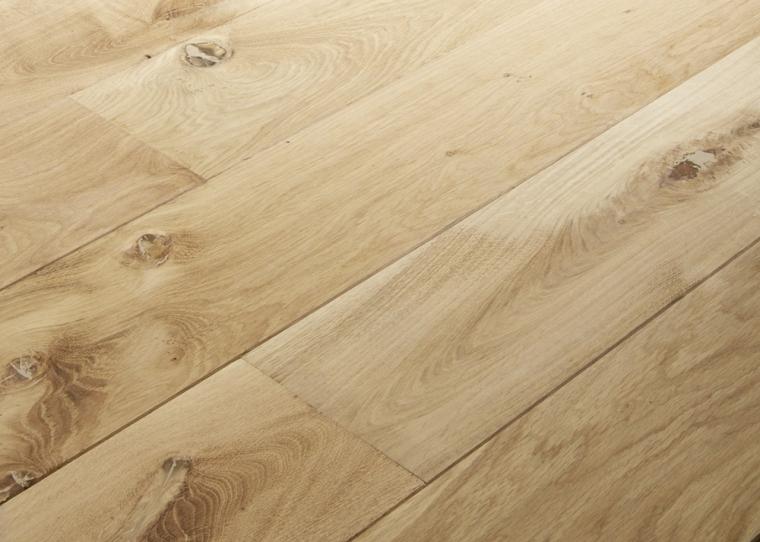 modèle parquet bois massif