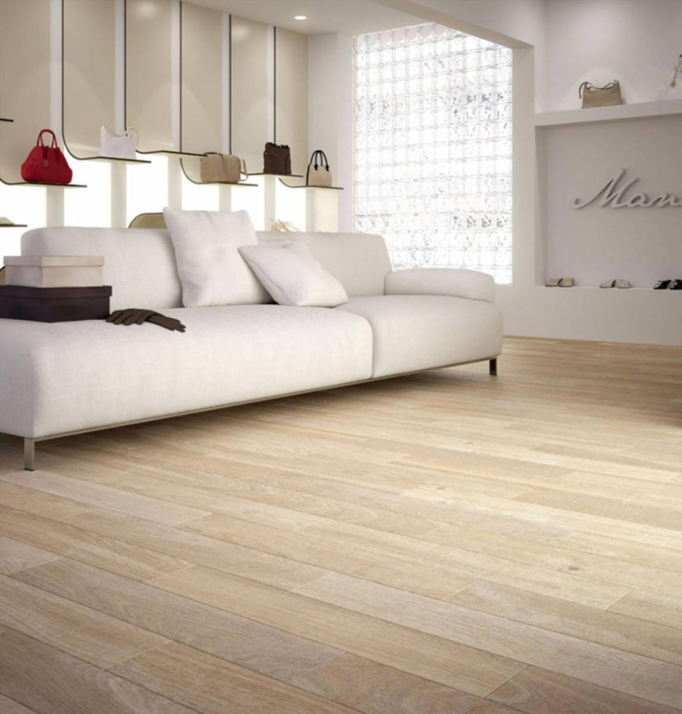 exemple parquet carrelage