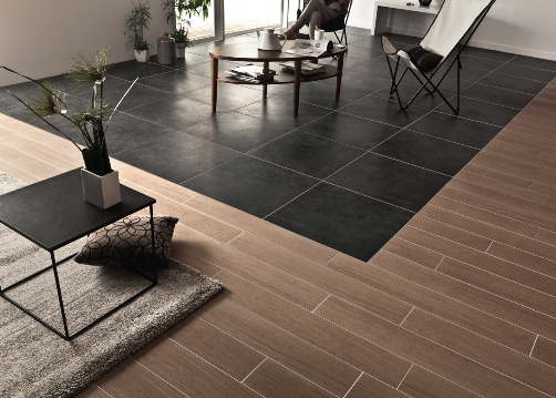 photo parquet carrelage