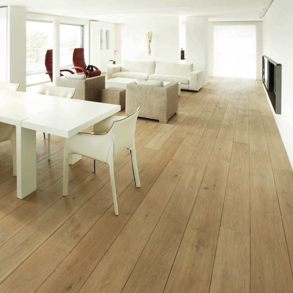 exemple parquet chene massif