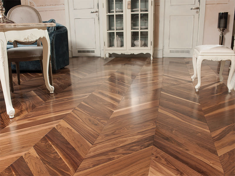 illustration parquet chevron