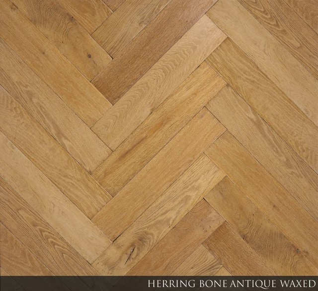 exemple parquet chevron