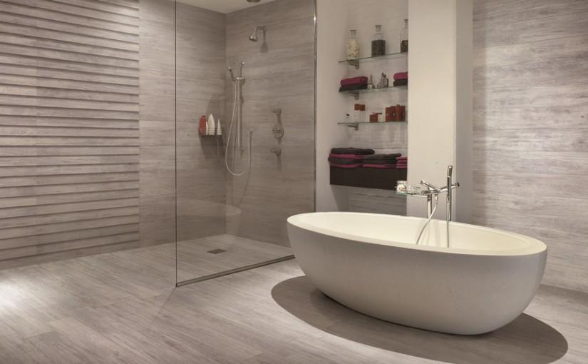 illustration parquet dans salle de bain