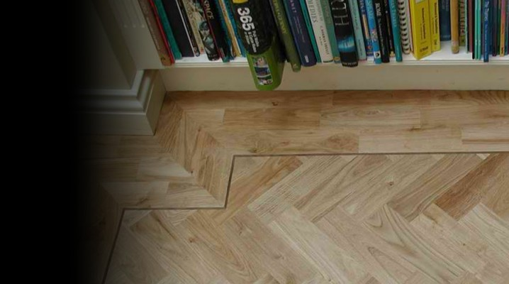 idée parquet destockage
