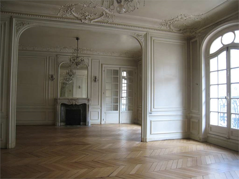parquet haussmannien mon parquet. Black Bedroom Furniture Sets. Home Design Ideas