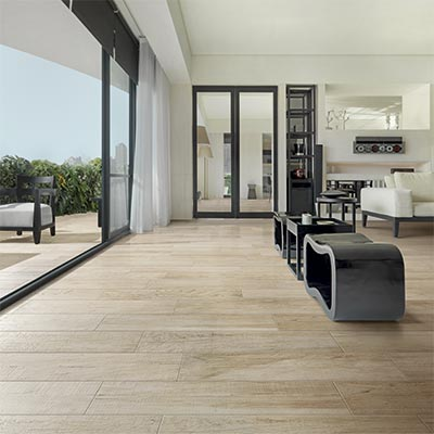 photo parquet imitation carrelage