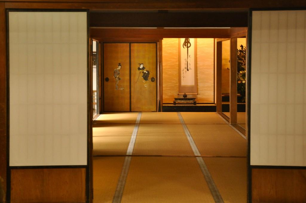 photo parquet japonais