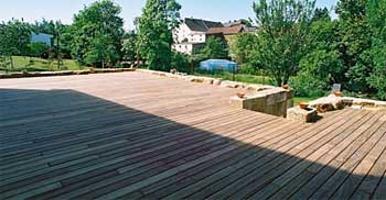 exemple parquet jardin