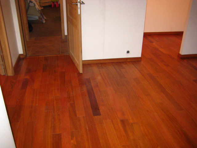 photo parquet jatoba massif