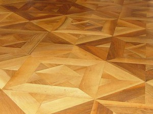 illustration parquet original
