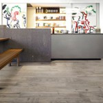illustration parquet ou carrelage salon