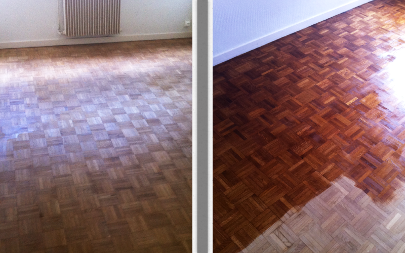 exemple parquet renovation