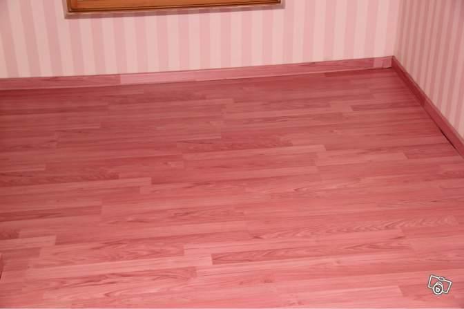 superbe parquet rose