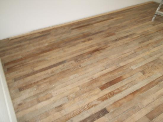 exemple parquet sapin