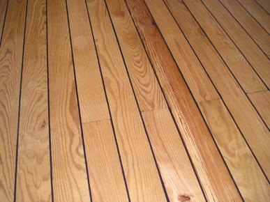 Parquet sapin dikke houten balken for Plancher massif a clouer