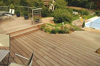 modèle parquet terrasse