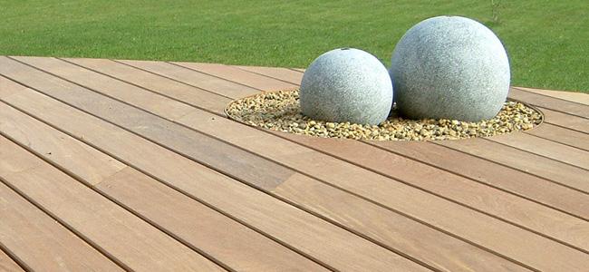photographie parquet terrasse