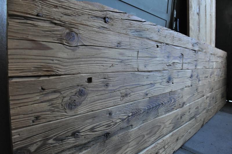 illustration parquet vieux bois