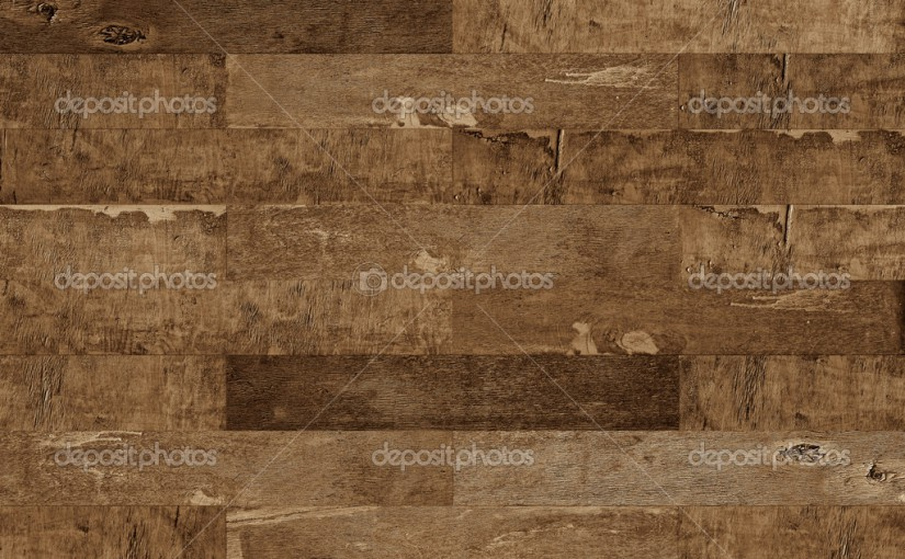 illustration parquet vintage