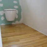 illustration parquet wc