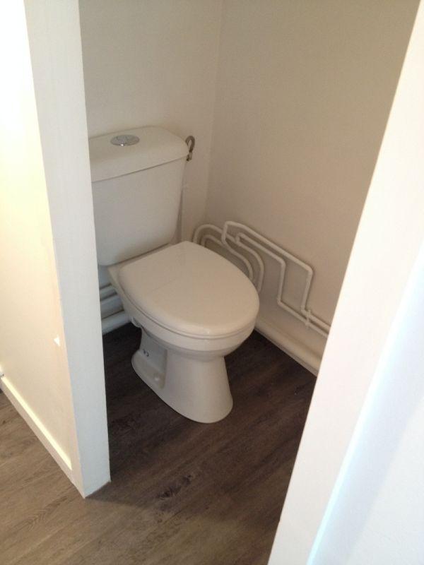 photographie parquet wc