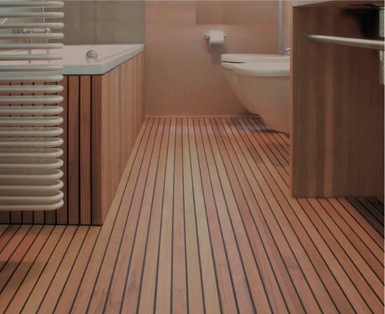 modèle parquet yacht